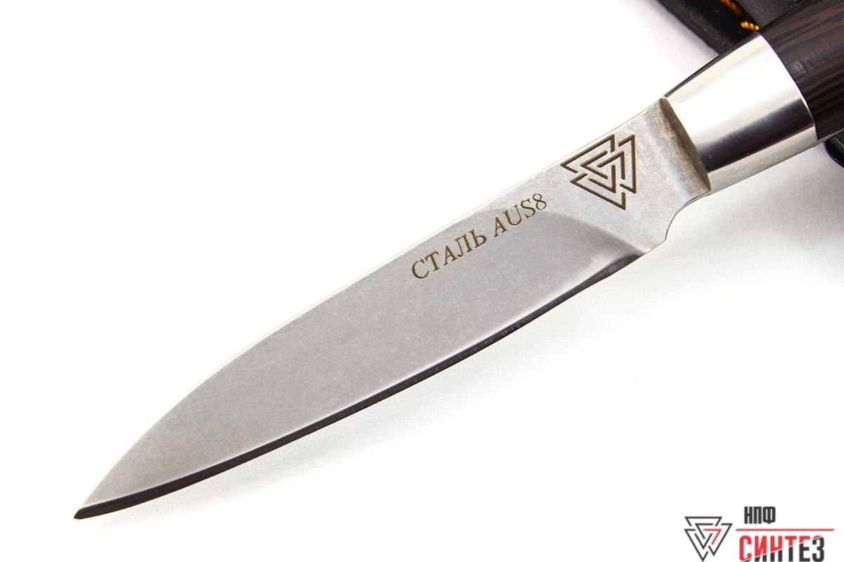 Нож кухонный Овощной 3