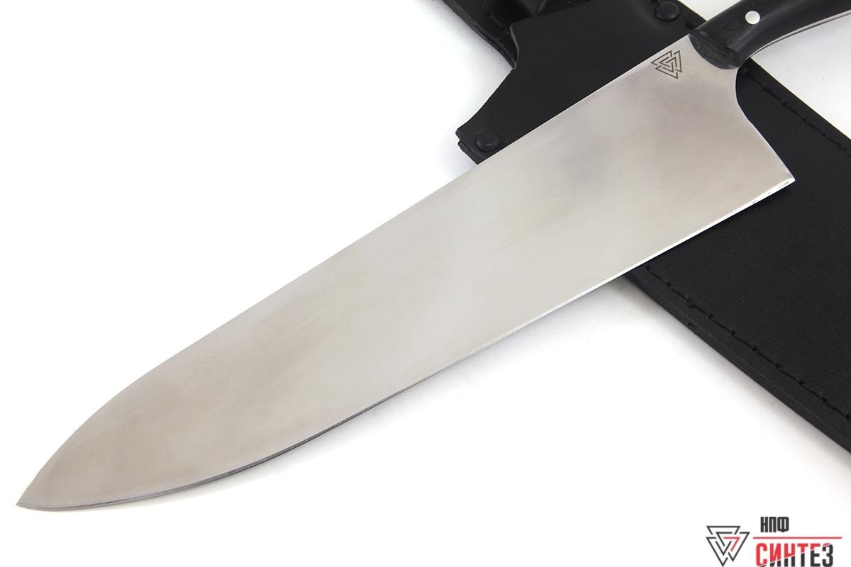 Нож кухонный Шеф-1 G10