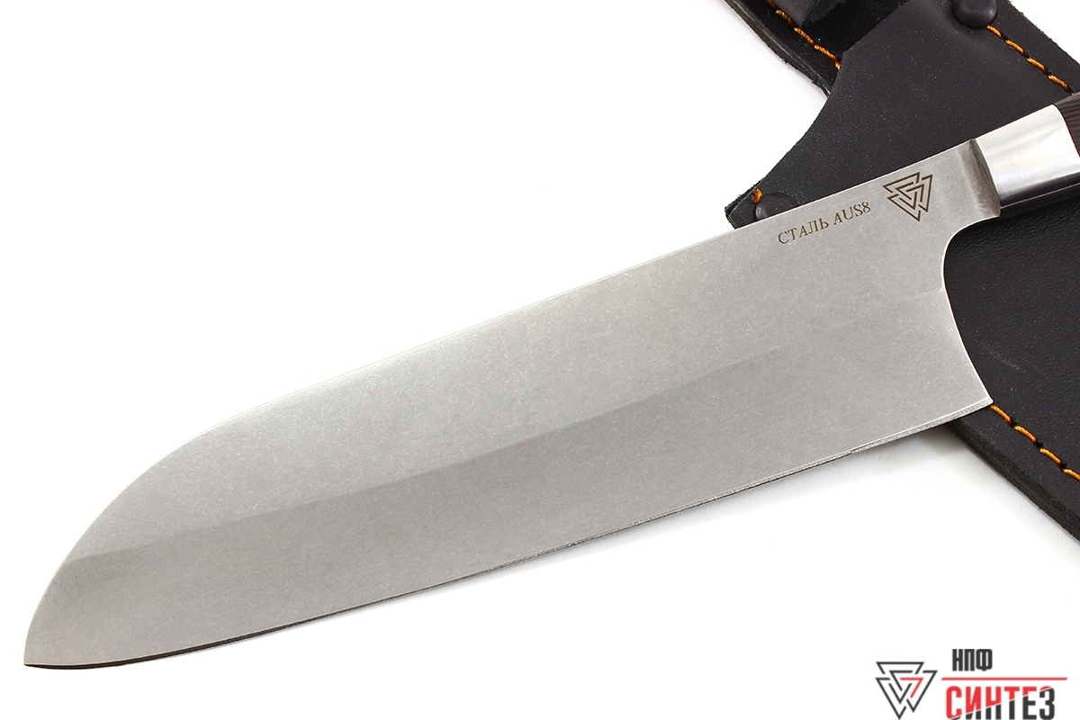 Нож кухонный Японский шеф
