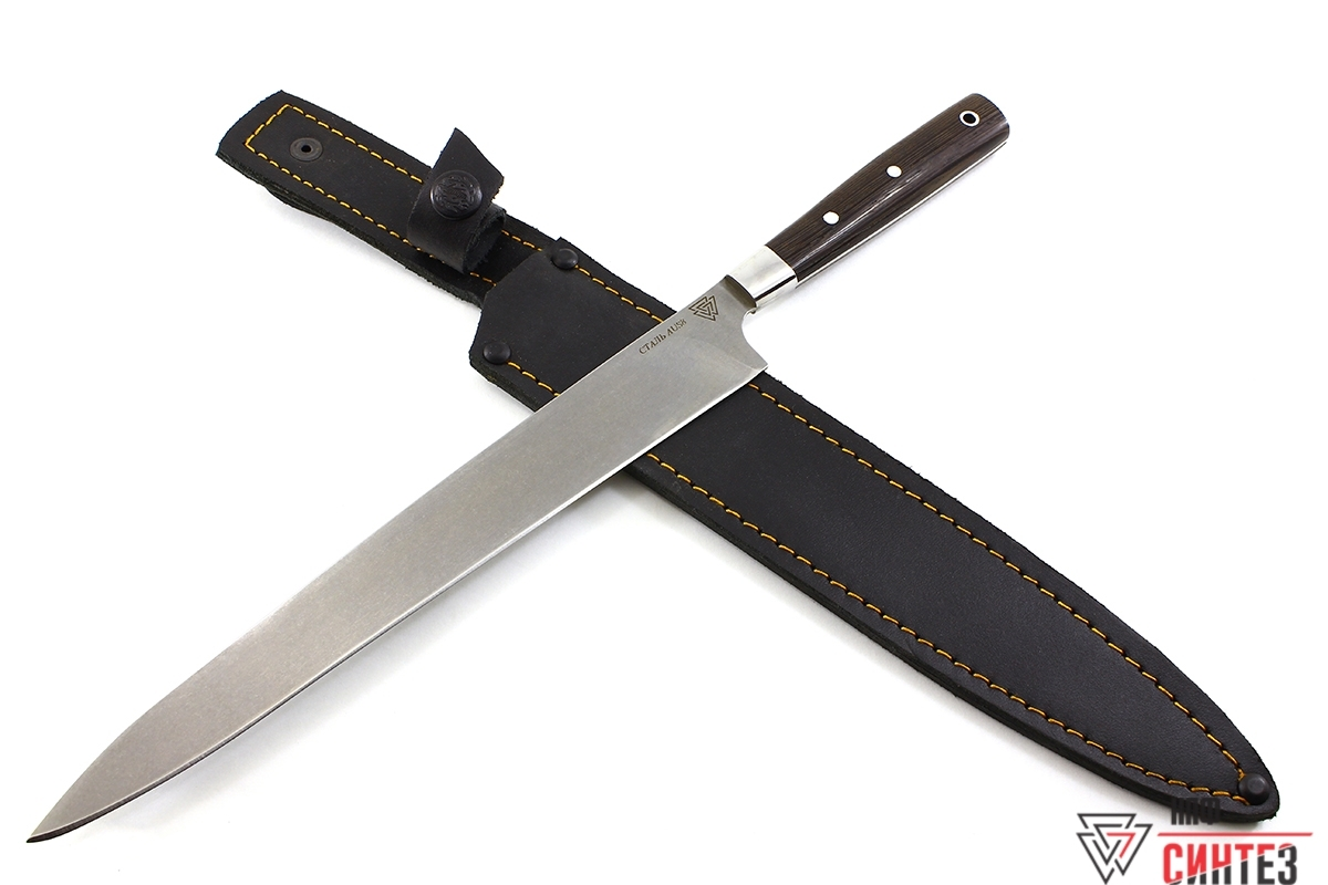 Нож кухонный Хлебный-1