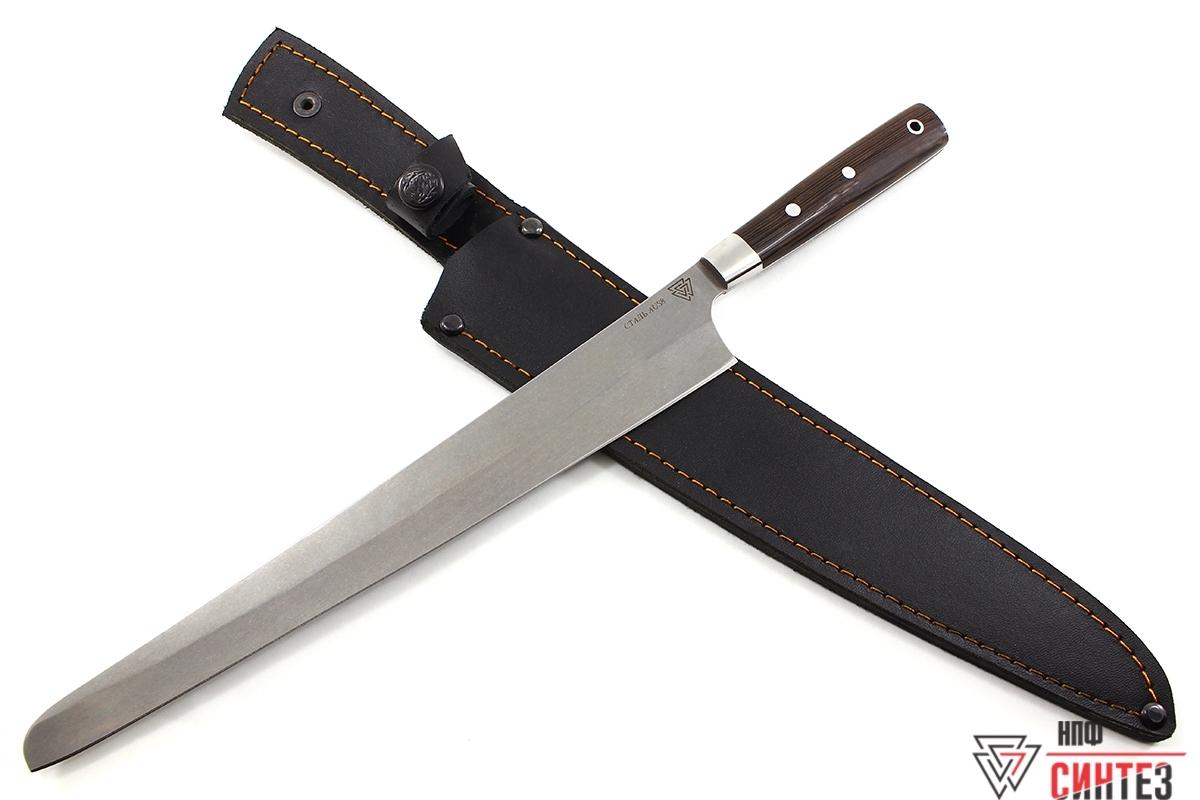 Нож кухонный Хлебный-2